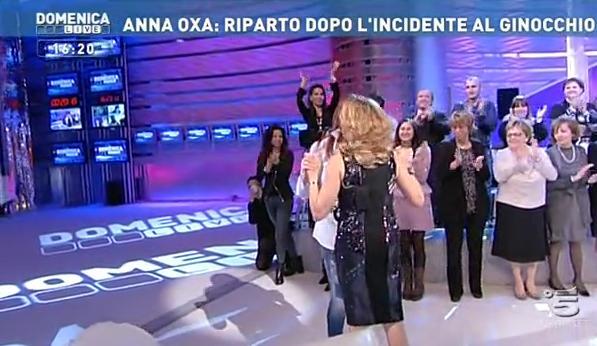 Domenica Live 09.02.2013 Oxa