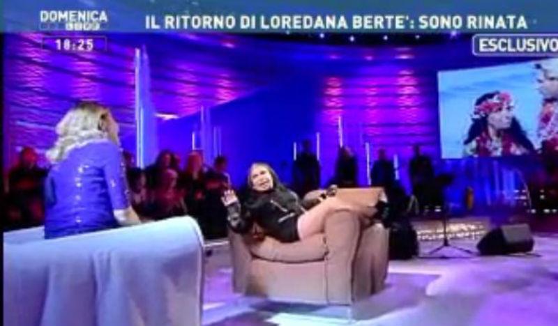 Domenica Live Berte Borg
