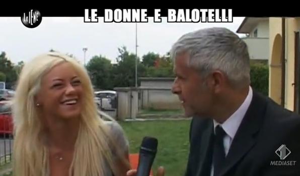Le Iene 05.02.14 Balotelli Eliana