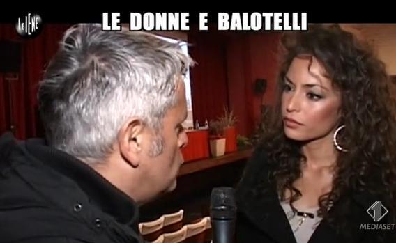 Le Iene 05.02.14 Balotelli Fico