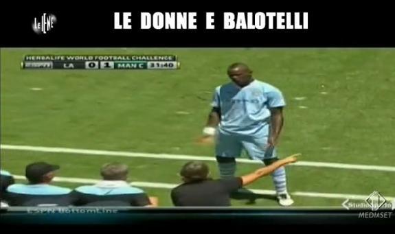 Le Iene 05.02.14 Balotelli