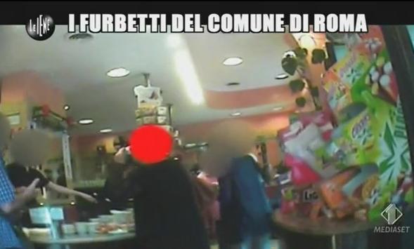 Le Iene 05.02.14 Furbetti 02