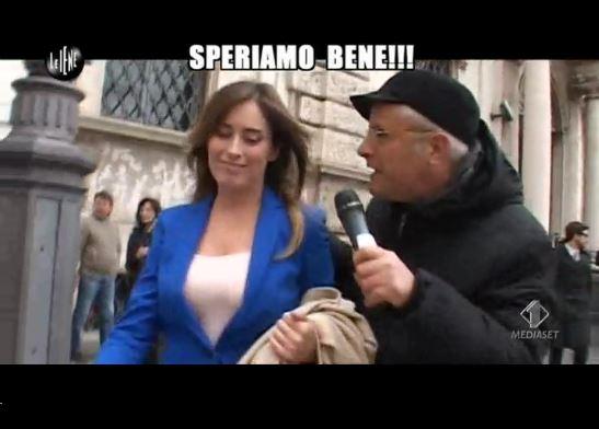 Le Iene 260214 Governo Renzi Boschi