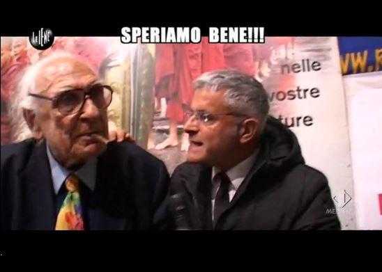 Le Iene 260214 Governo Renzi Pannella