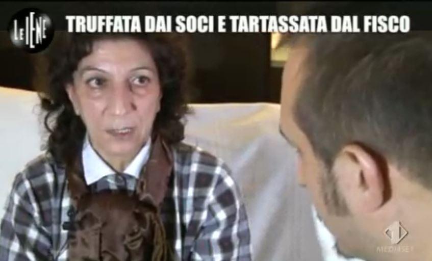 Le Iene 260214 Stella Albano truffa