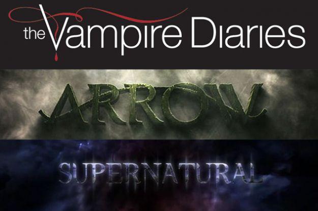 The Vampire Diaries 6, Arrow 3, Supernatural 10 e altri: i rinnovi della CW