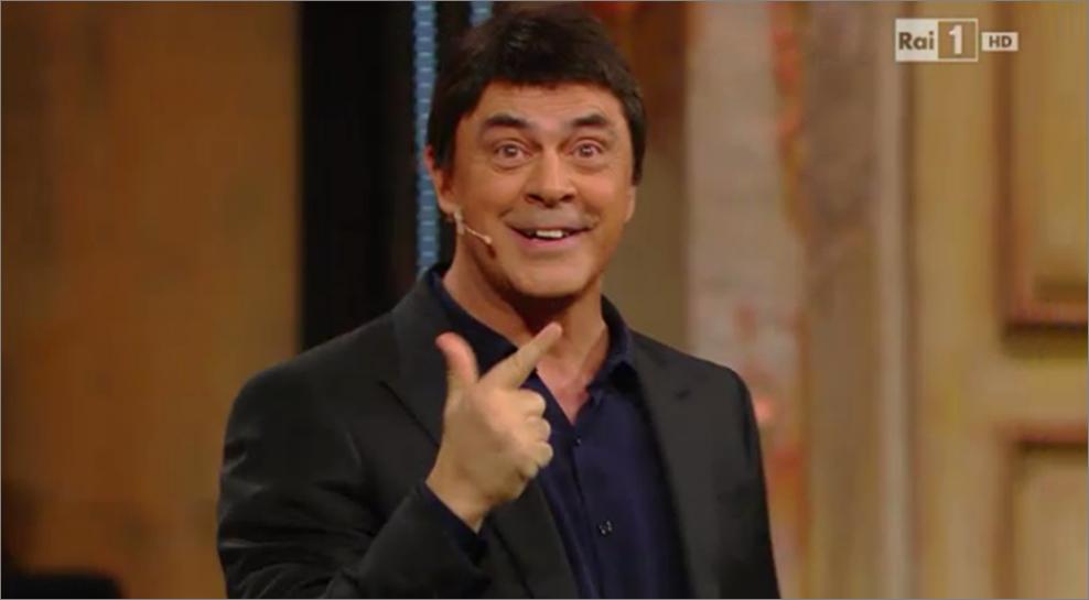Maurizio Crozza imita Matteo Renzi