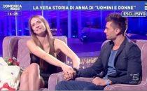 Anna Munafò e Emanuele Trimarchi a Domenica Live: il sogno di una famiglia