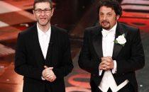 Festival di Sanremo 2014, Enrico Brignano omaggia Aldo Fabrizi