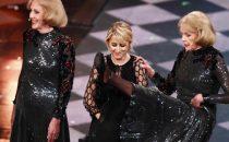 Le gemelle Kessler al Festival di Sanremo 2014