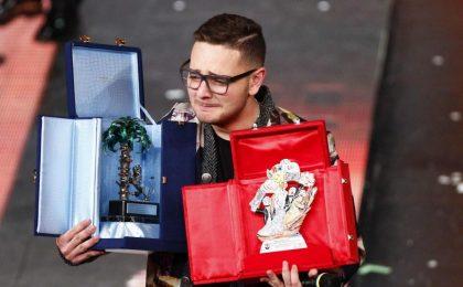 Festival di Sanremo 2014, polemiche per la battuta della Gialappa's Band su Rocco Hunt