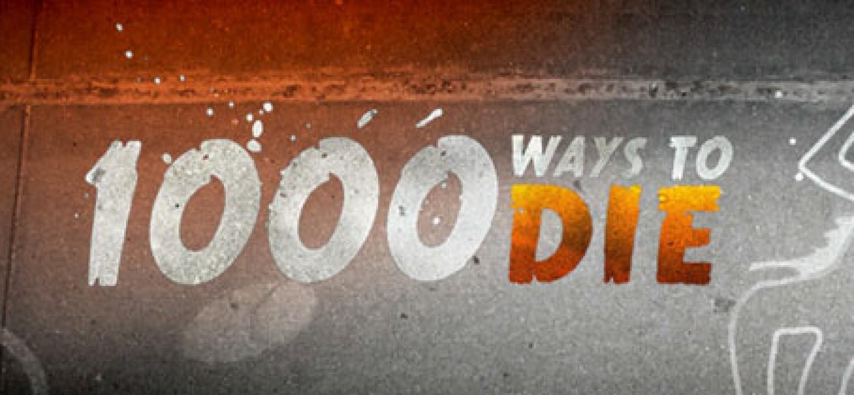 1000 modi per morire – dal ridere