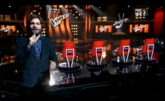 Federico Russo a The Voice 2