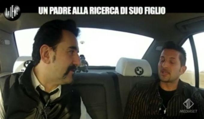 Le Iene 12032014 Antonio e Pelazza