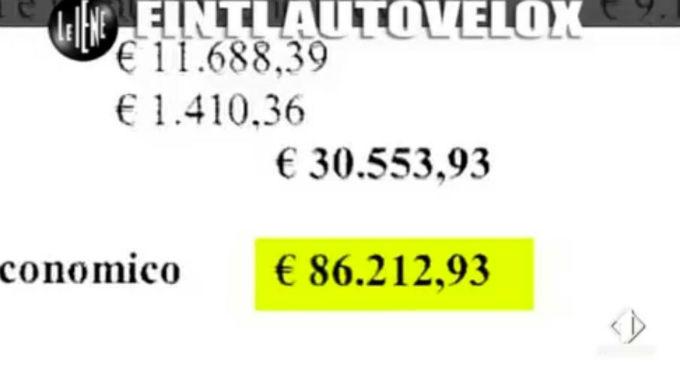 Le Iene 12032014 Finti autovelox 06