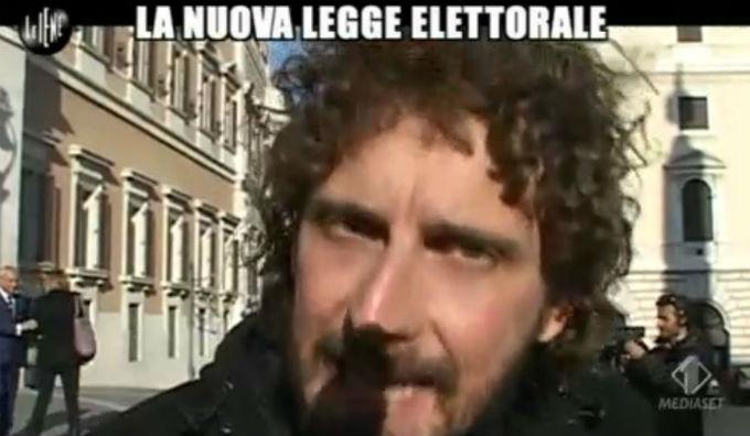 Le Iene 12032014 Italicum