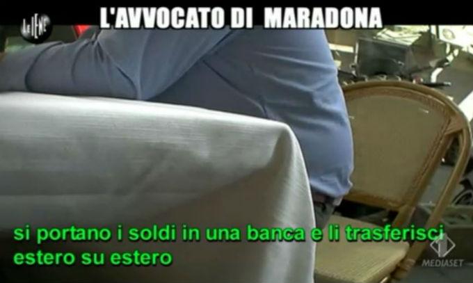 Le Iene 12032014 Maradona 05