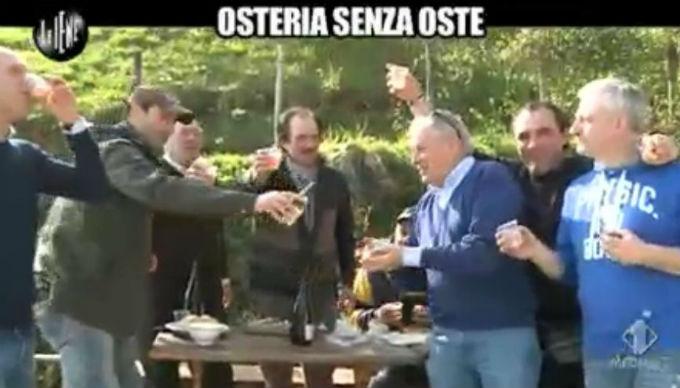 Le Iene 12032014 Osteria