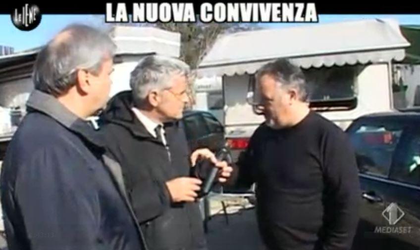 Le Iene 12032014 Vicenza nomadi 5