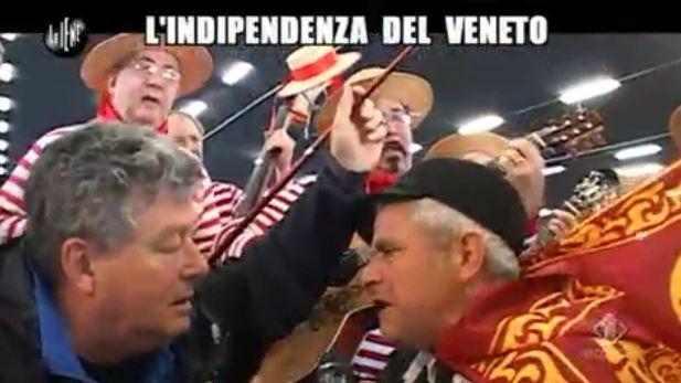 Le Iene 260314 Indipendenza veneta 12