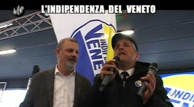 Le Iene 260314 Indipendenza veneta 9