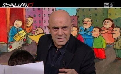 Crozza a Ballarò (11/03/2014) imita Renzi: 'È tempo di quote rosica' [VIDEO]