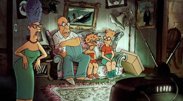 Simpson francesi