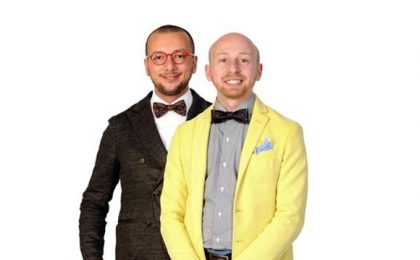 Concorrenti Grande Fratello 13, Giuseppe e Armando Armenise: i fratelli Papillon