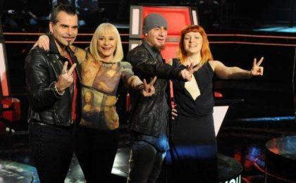 The Voice of Italy 2, Piero Pelù: 'Sono in missione per conto del dio del rock'