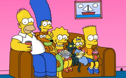 I Simpson, la 'couch gag' di Sylvain Chomet: Homer e Bart diventano francesi [VIDEO]