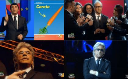 Crozza nel paese delle meraviglie – diretta 14 marzo 2014: torna Briatore ma non Formigoni