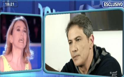 Domenica Live, Lorenzo Crespi attacca in diretta Barbara D'Urso