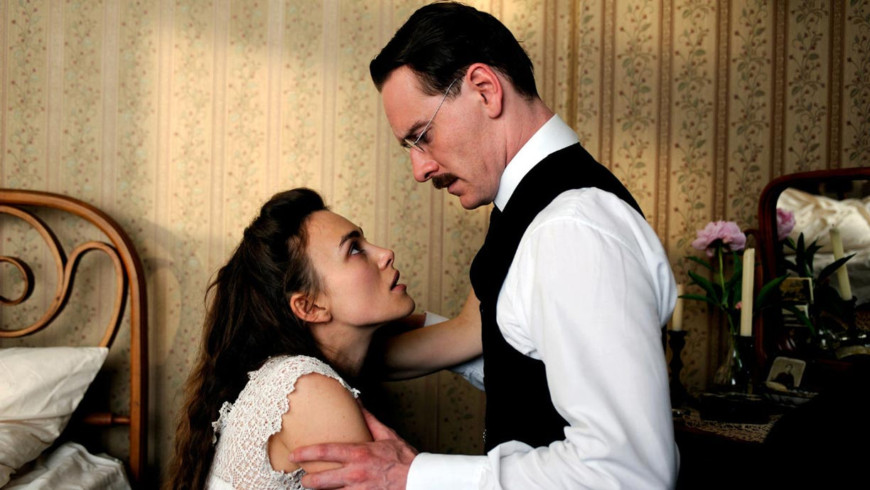 Stasera in TV, giovedì 10 aprile 2014: A Dangerous Method, Juventus – Lione, Hitch