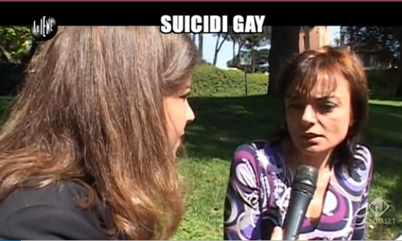 Le Iene 3042014 suicidi gay 2