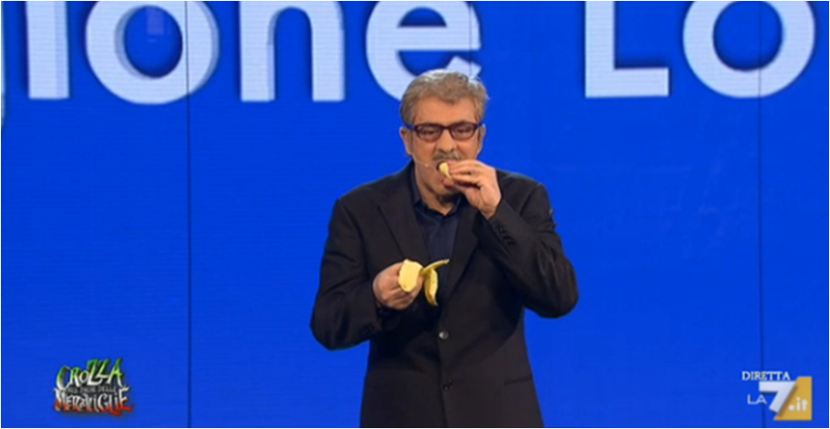 Maroni e la banana