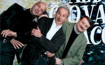 Aldo Giovanni e Giacomo dai Corti ad Ammutta Muddica: le foto