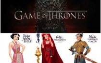 Game of Thrones incontra i personaggi Disney