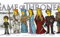 Game Of Thrones - I Simpson: la parodia