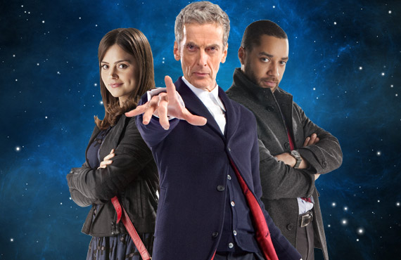 Doctor Who, poster ottava stagione