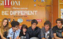 Il cast di Braccialetti Rossi al Giffoni Film Festival 2014