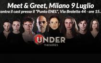 Meet&Greet di Under, incontra i personaggi della web series