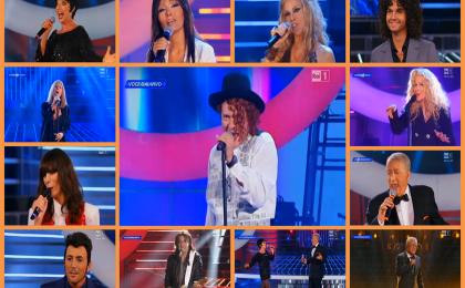 Tale e quale show 4 su Rai Uno, prima puntata in diretta: live 12 settembre 2014