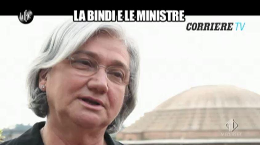 Le Iene 170914 Donne ministro