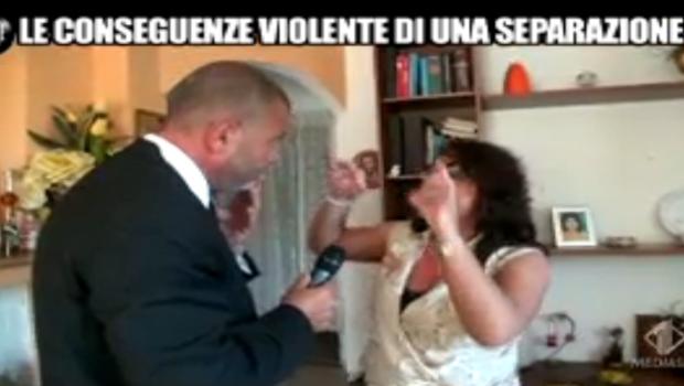 Le Iene 170914 Marito violenta