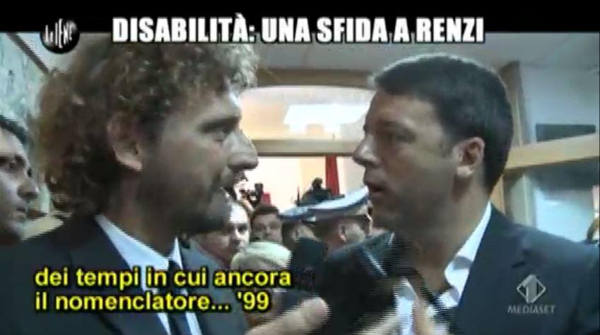 Le Iene 170914 Renzi e Roma