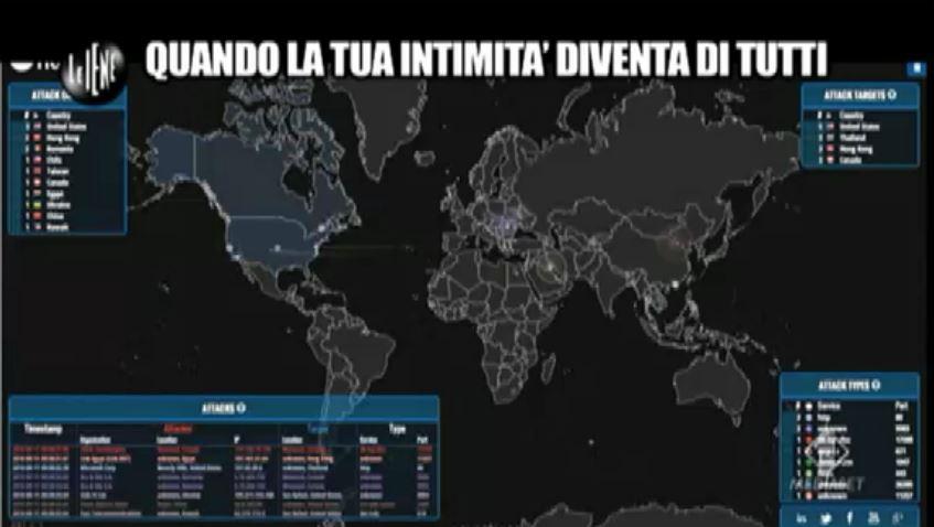 Le Iene 170914 attacchi informatici