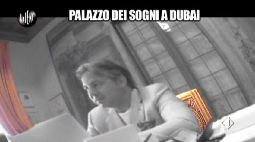 Le Iene 190914 Dubai Truffatore