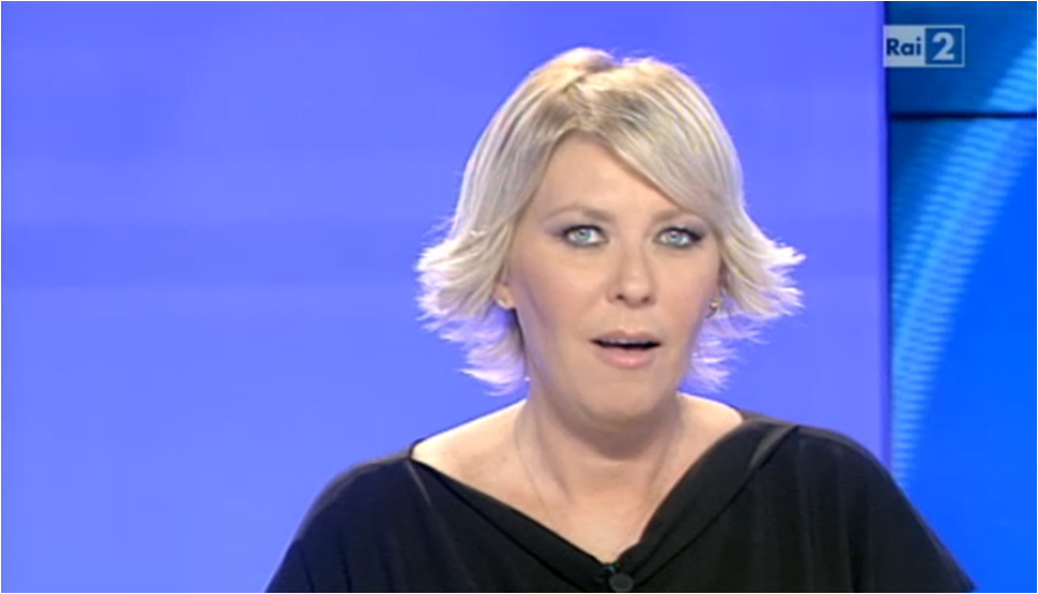 Sabrina Gandolfi nuova conduttrice de La Domenica Sportiva
