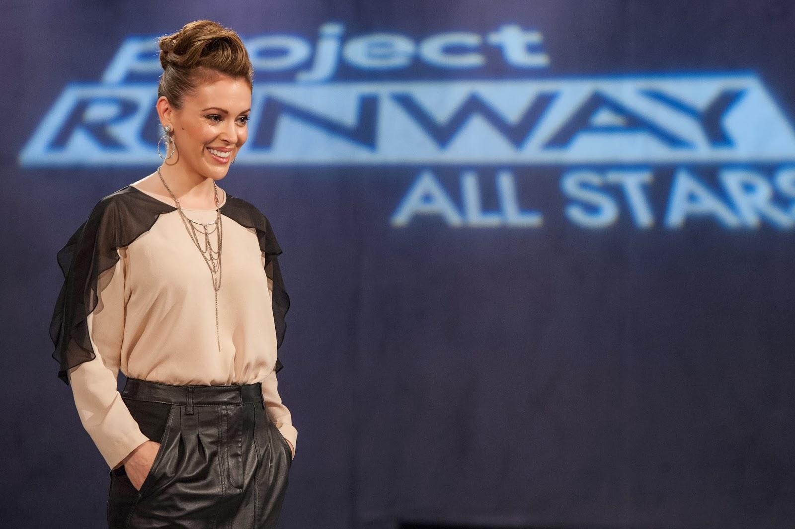 Project Runway All Stars 3… Taglia, cuci, sfila e realizza il tuo sogno!