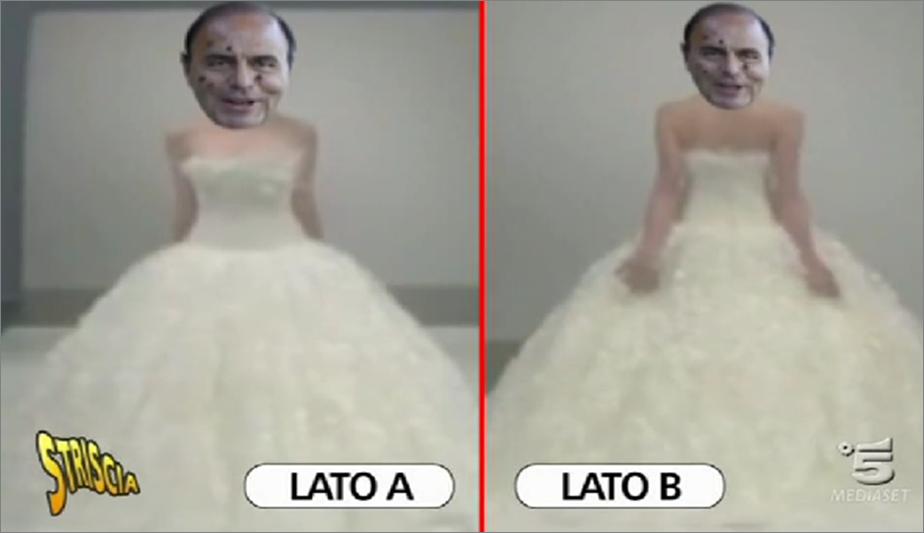 Bruno Vespa neo sposa